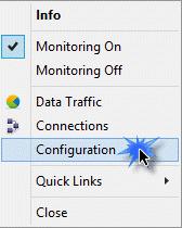 Net Speed Monitor Configuration