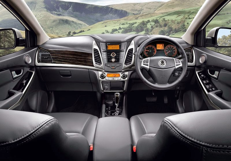 SsangYong Korando, 2014, Automotives Review, Luxury Car, Auto Insurance, Car Picture