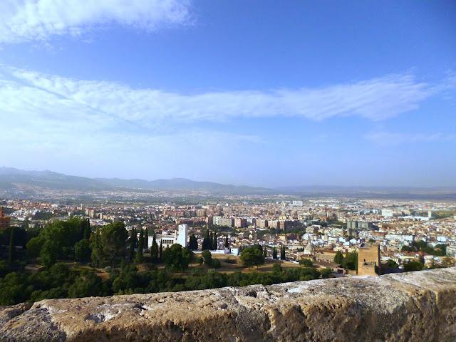 スペインの街の写真