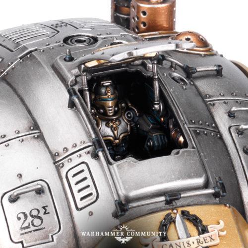 Piloto Caballero Imperial