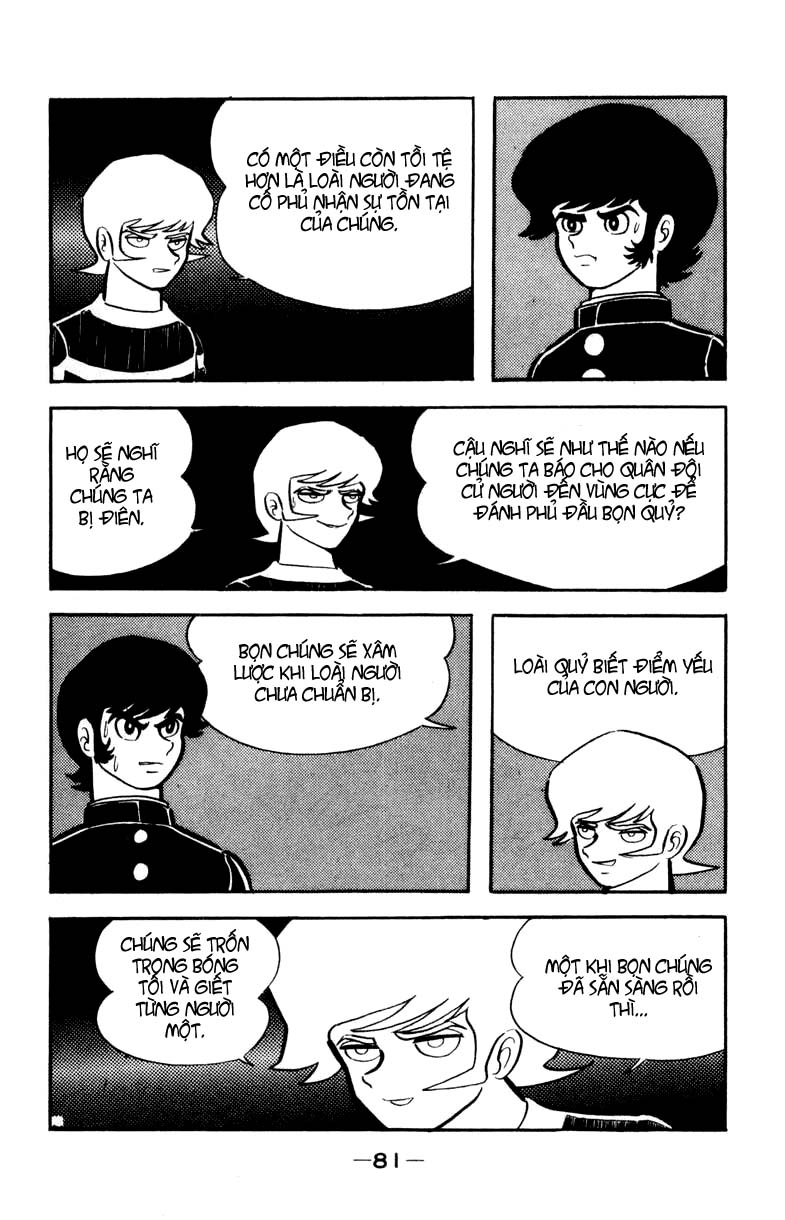 DevilMan chapter 2.2 trang 18