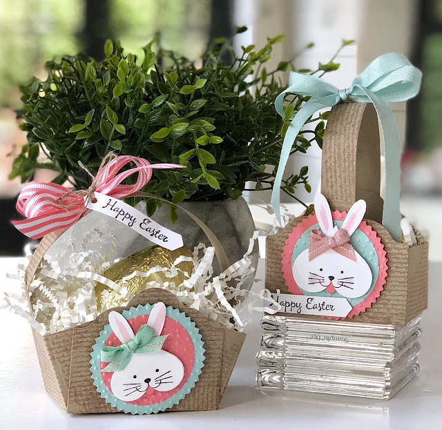 Easter Baskets Video Tutorial