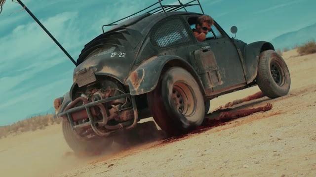 Mad Max - Roadkill BBQ