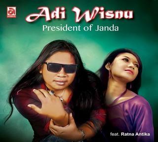Adi Wisnu Album Presiden Of Janda