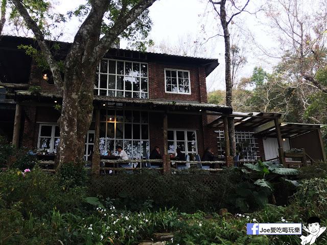 IMG 2489 - 【新竹旅遊】六號花園 景觀餐廳 | 隱藏在新竹尖石鄉的森林秘境,在歐風建築裡的別墅享受芬多精下午茶~