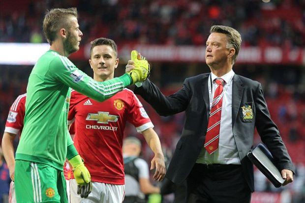 De Gea Akan Tinggalkan Man United