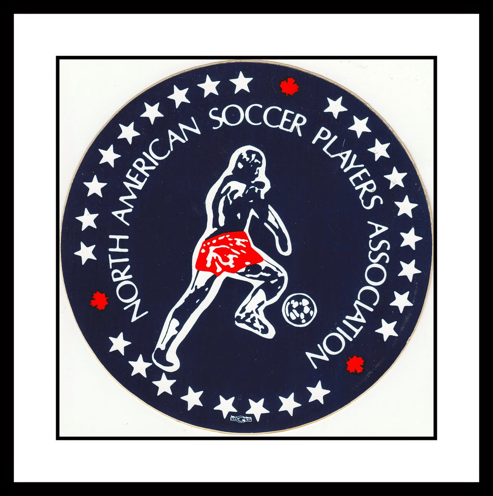 316e3165317 These decals are from the late 1970 s to early 1980 s. The player s union  held a strike at the beginning of the 1979 NASL season. It lasted about a  week and ...
