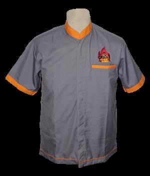 desain kaos seragam kerja online