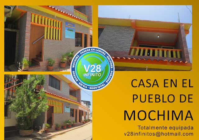 imagen Casa en Alquiler Pueblo de Mochima
