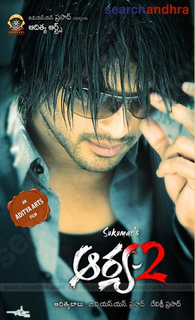Arya 2 (2009) Full Movie Hindi 1080p HDRip x264 2.5GB Download