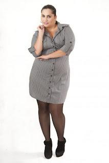 Moda Plus size para Festas Juninas - Fotos e modelos