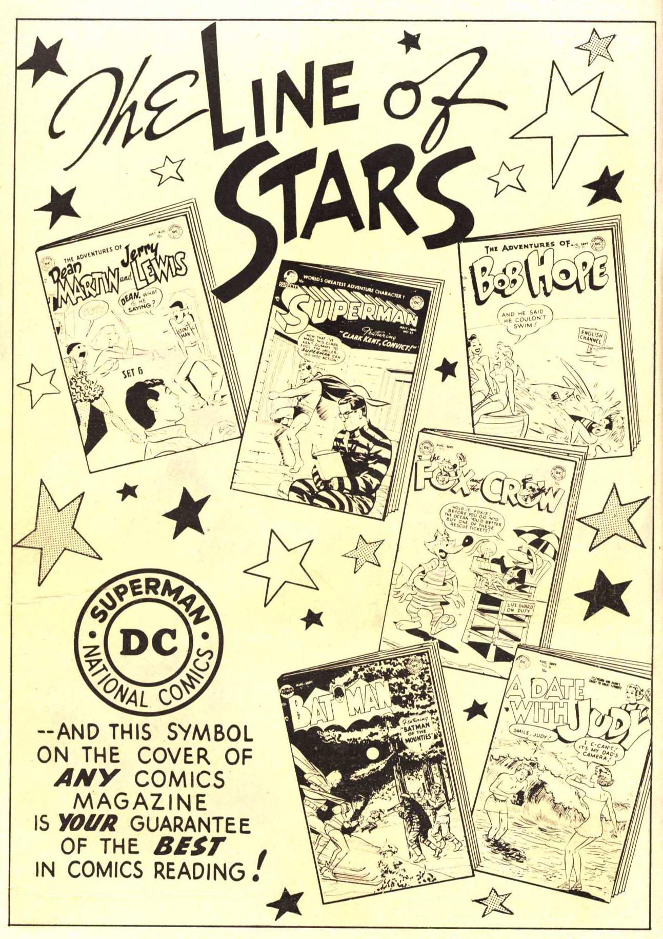 Detective Comics (1937) 198 Page 1