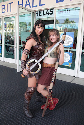 Xena Warrior Princess Costume :: 101 MORE Halloween Costumes for Women