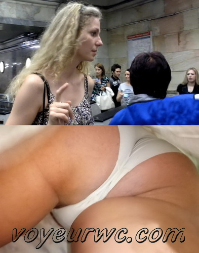 Upskirts N 2773-2792 (Real upskirt videos in the subway with hot girls)