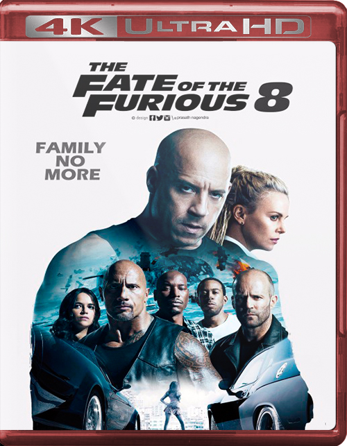 The Fate of the Furious [2017] [UHD] [2160p] [Latino]