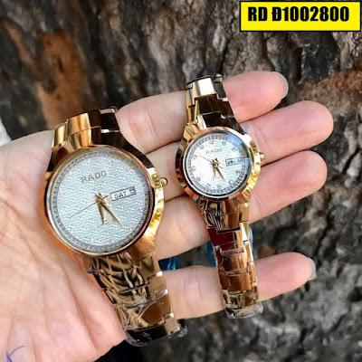 Đồng hồ cặp đôi Rado RD Đ1002800