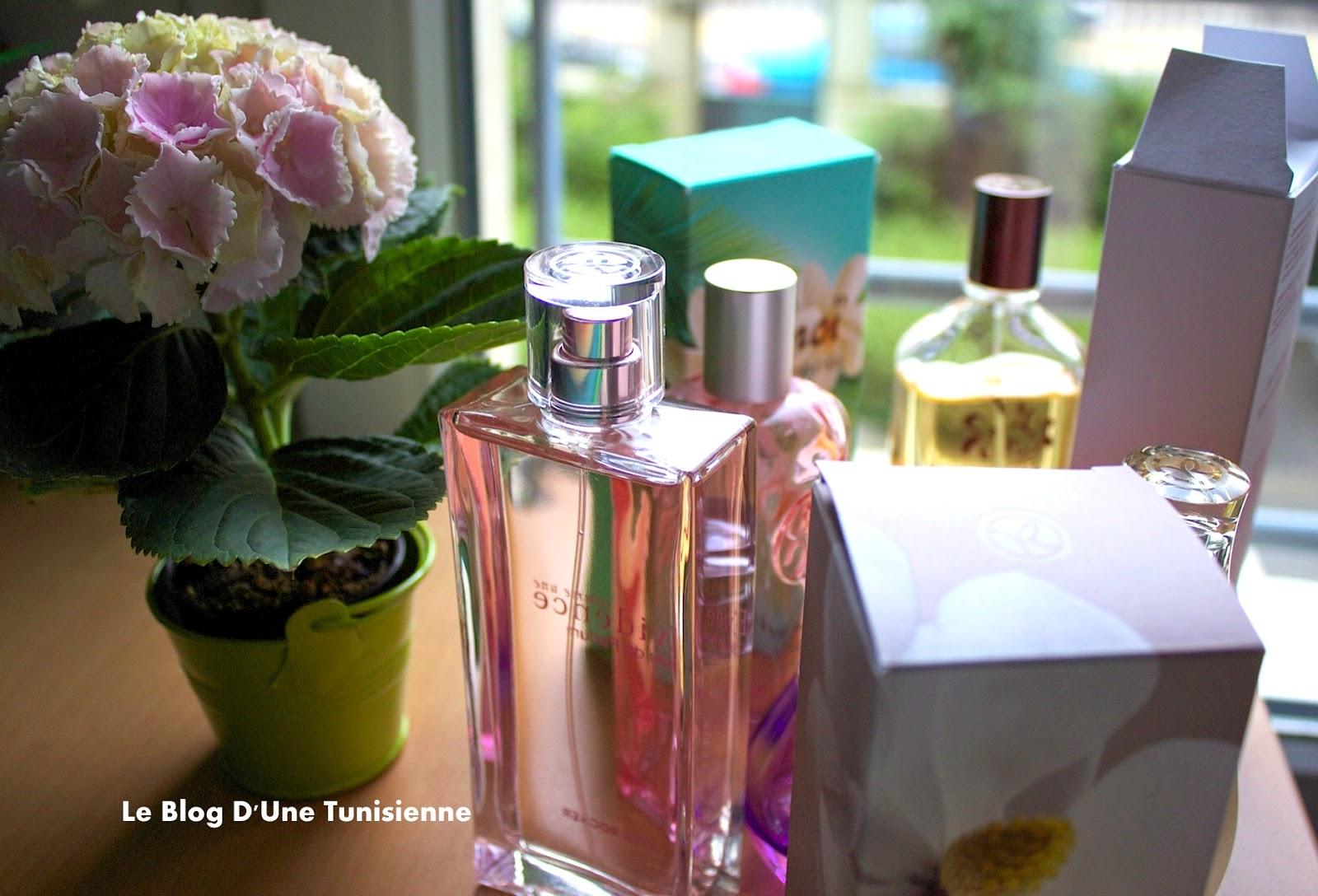 Mes Parfums Yves Rocher Je Rachète Ou Pas Le Blog Dune Tunisienne