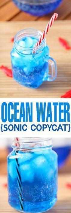 Ocean Water (sonic copycat)