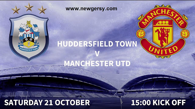 new gersy/ Huddersfield vs Manchester United: Premier League