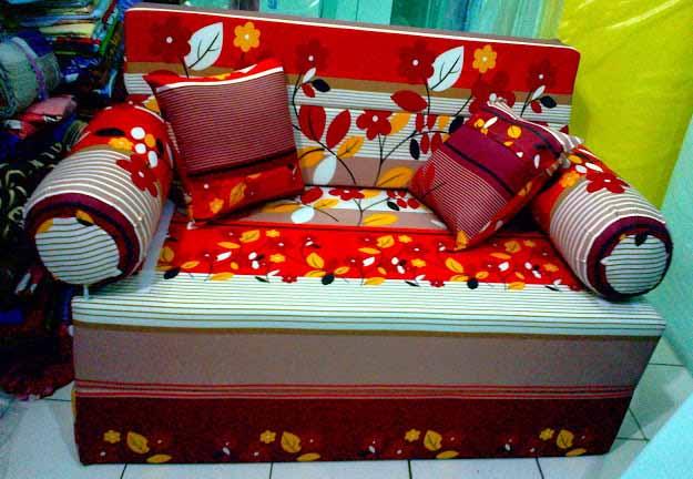Jual Sofa Bed Murah Di Jakarta Selatan Crushed Velvet Grey Harga Inoac Agen Busa Daftar Terbaru
