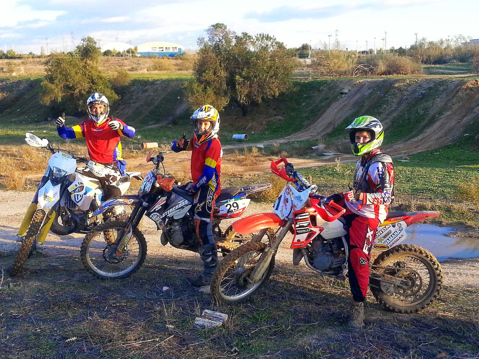Husqvarna TE 300, enduro, training,