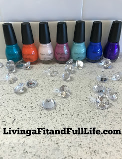 Living A Fit And Full Life Fun Nail Polish Colors That Stand Out From Sinfulcolors