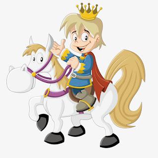 dongeng Kegigihan Sang Pangeran