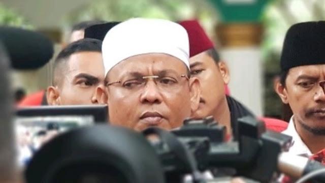 Habib Sholeh Al Muhdor : Habaib dan Ulama yang Bilang 'Haram Pilih Jokowi' Itu Munafik!