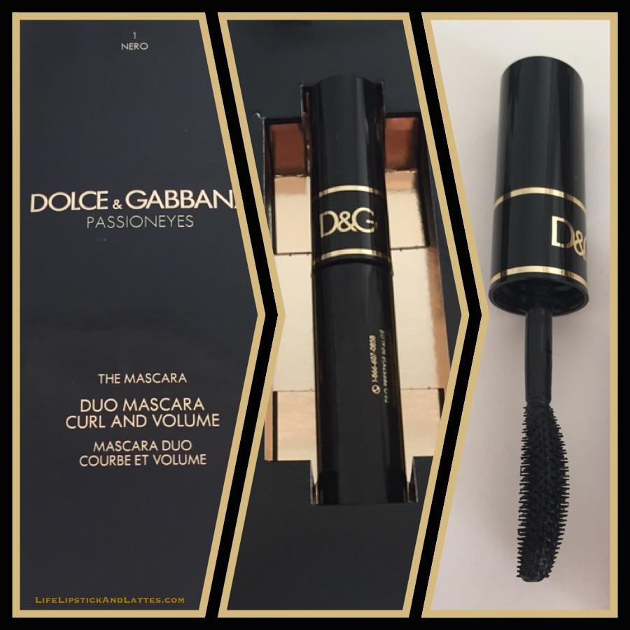 a9399ef4 Life, Lipstick and Lattes: Mascara Monday: Dolce & Gabbana ...