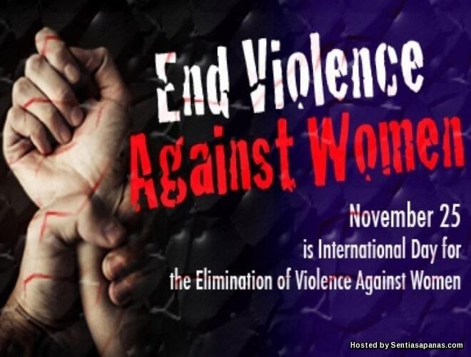 Hari Penghapusan Keganasan Wanita