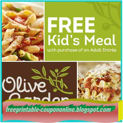 Printable Coupons 2018: Olive Garden Coupons