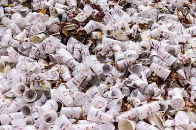 pengertian limbah anorganik dan contohnya