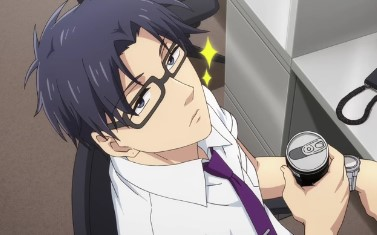 Wotaku ni Koi wa Muzukashii – Episódio 02