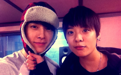 Donghae and Amber