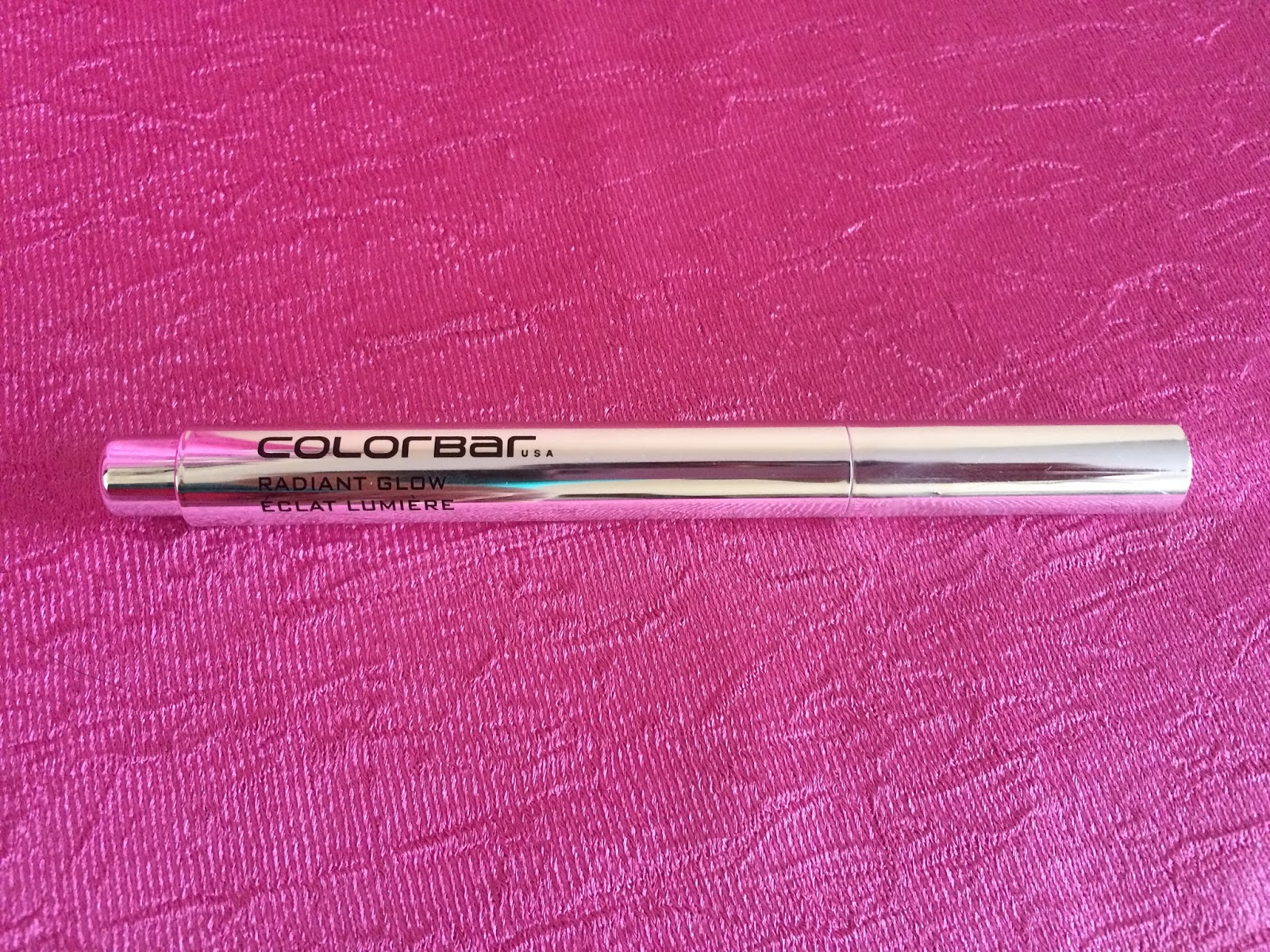 Colorbar Radiant Glow Face Illuminator Pen: Review - BedazzleU