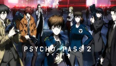 Psycho-Pass S2 Batch Sub Indo