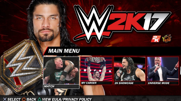 wwe 2k17 ppsspp android