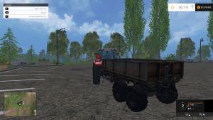 MMZ Samopal trailer