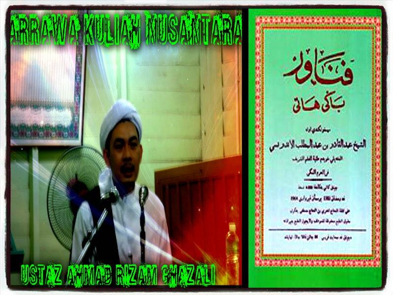 http://arrawa-kuliahnusantara.blogspot.com/2014/10/penawar-bagi-hati-obat-hati.html