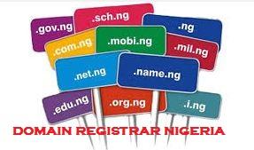 domain registrar in Nigeria