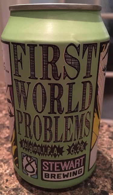First World Problems Beer