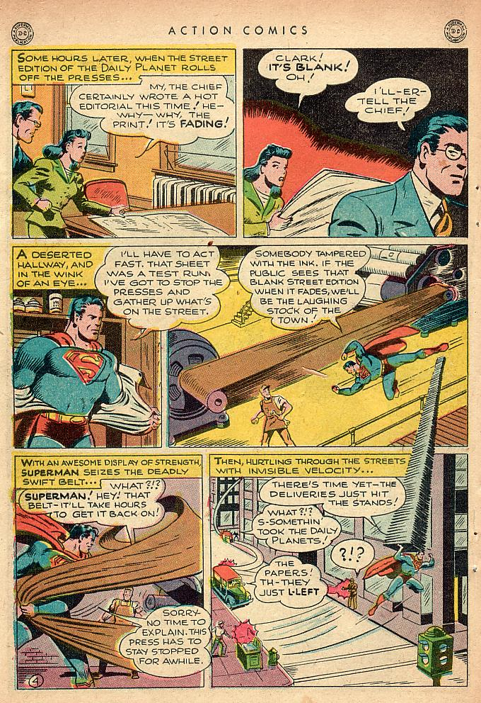 Action Comics (1938) 90 Page 4