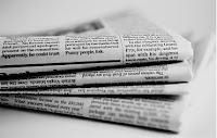 newspaper content