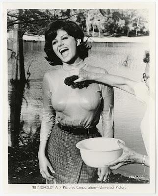 Blindfold 1965 Claudia Cardinale Image 4