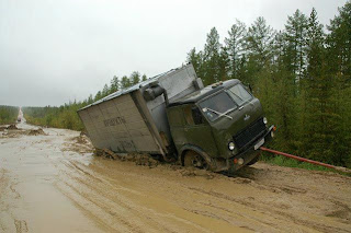 Carretera a Yakutsk