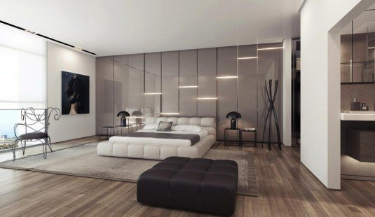 Amazing Interior Designs With Wall Panels That Will Impress You. Interior design wall panel bedroom