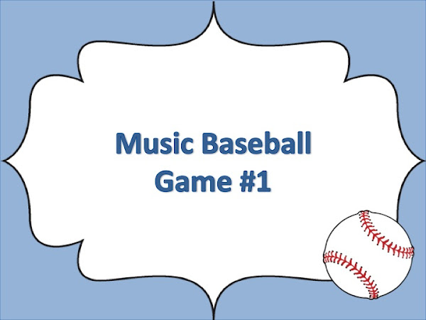 Music Baseball
