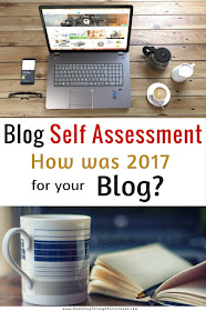 Instead of dwelling over what 2017 did to the world and me, I will focus on what 2017 meant for my blog.  I will treat it as a sort of self-assessment, something that will help me take stock and plan for the coming year. Have you done a blog self-assessment for 2017?