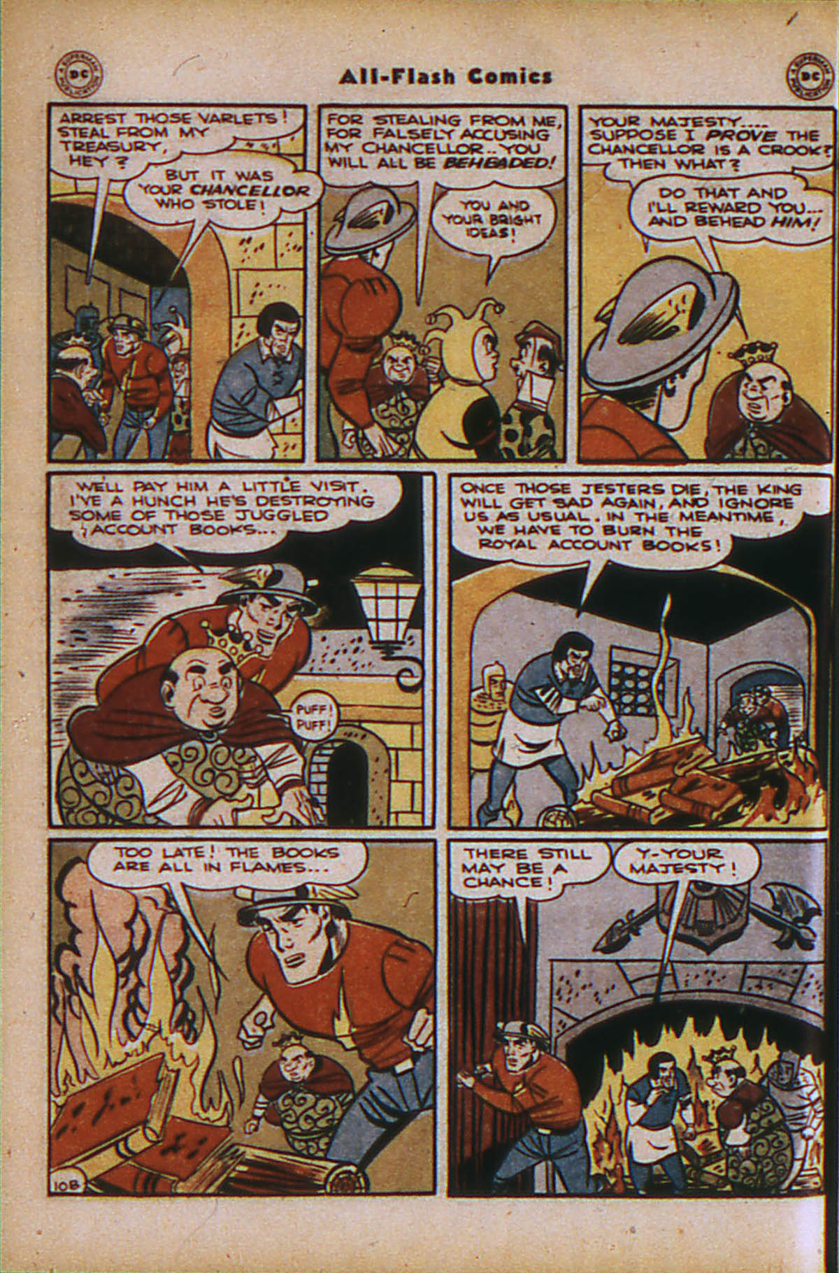 Read online All-Flash comic -  Issue #24 - 26