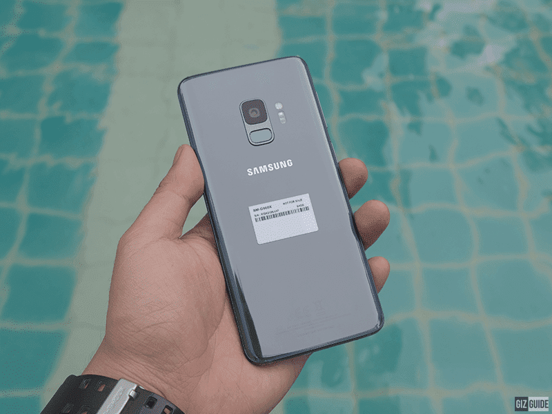 Samsung updates the Galaxy S9 and S9+ to Android Pie with One UI